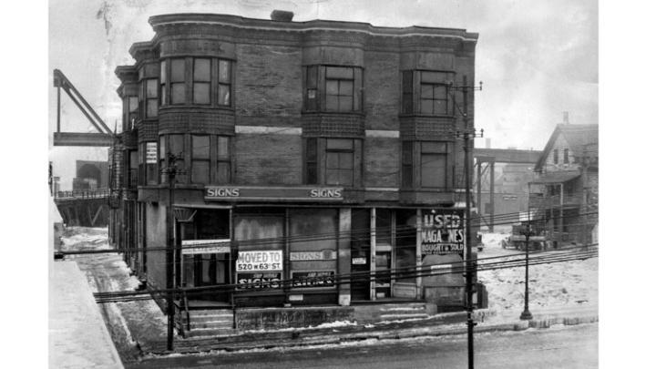 3 El 'murder castle' de H.H. Holmes _ Crédito Chicago Tribune