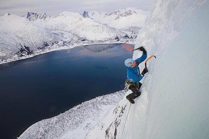 Ice climbing | Foto Ukclimbing.com