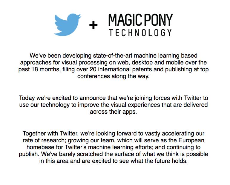 magicpony.technology