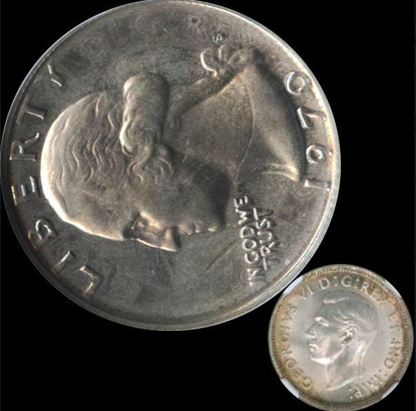 191 Tienes Una De 233 Stas La Moneda De Un Cuarto De D 243 Lar Que