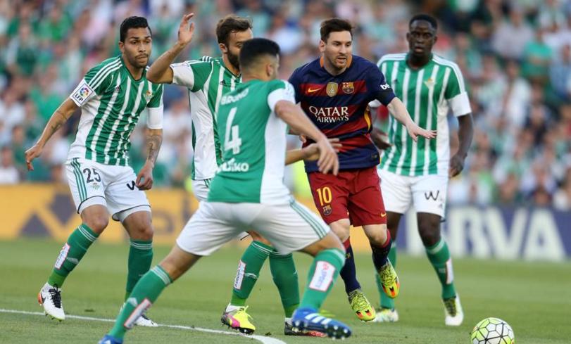 Barcelona-Betis 2015/16