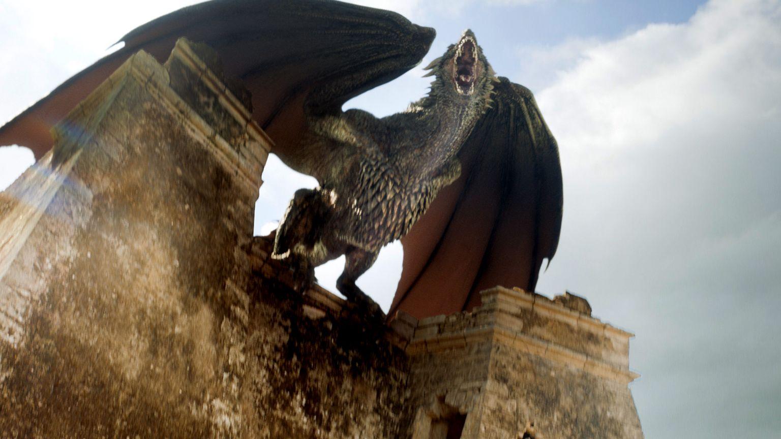 Drogon | HBO