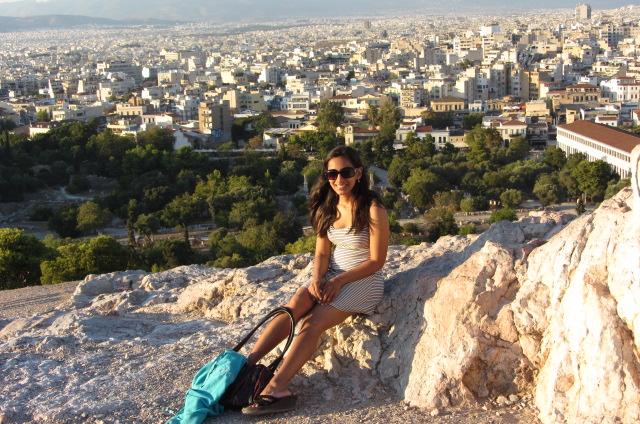 Anita Dhake en Atenas | Forbes