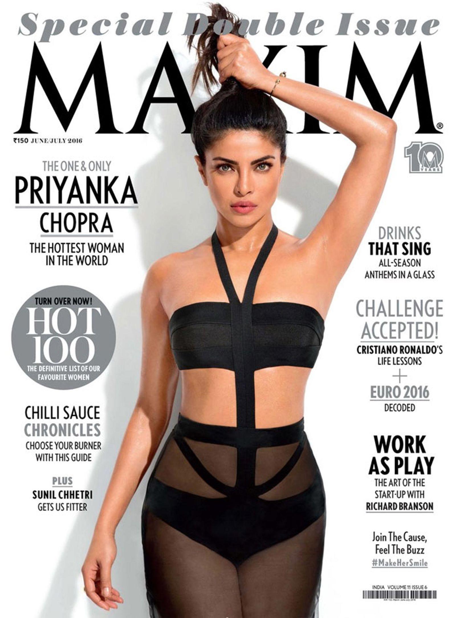 Priyanka Chopra | MAXIM