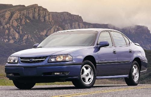 Sernac | Chevrolet Impala