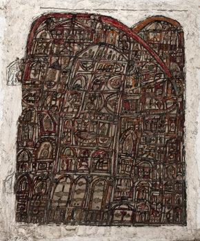 Sin título, 1973, Centro Cultural Las Condes (c)
