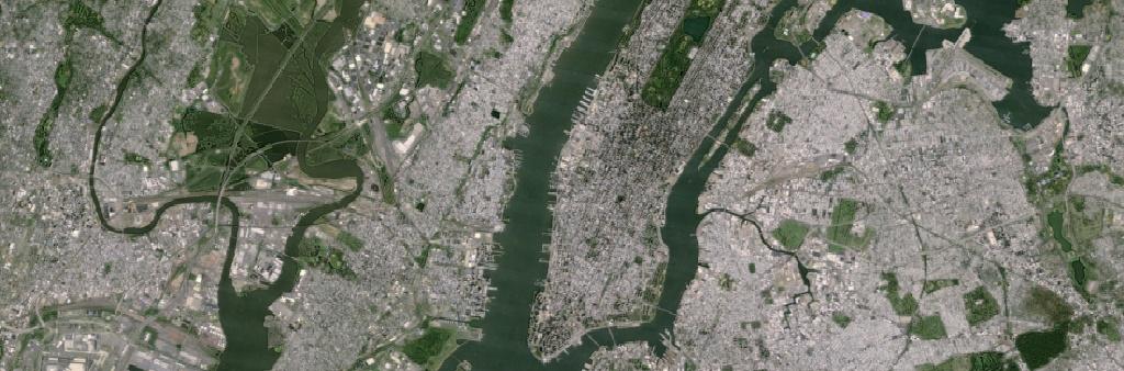 Antes / Google Earth