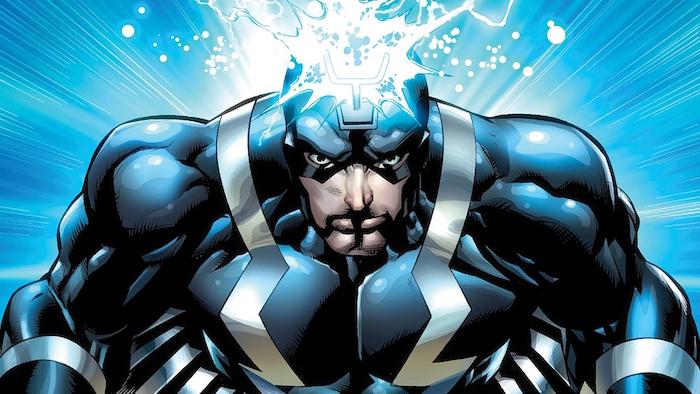 Black Bolt (Rayo Negro) | Marvel