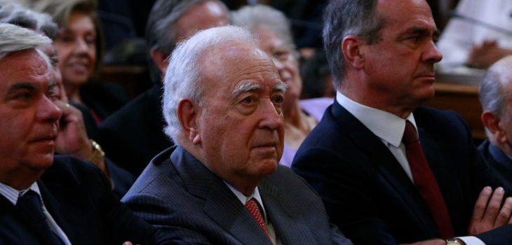 Pérez Yoma (al centro) | Jorge Fuica |Agencia UNO