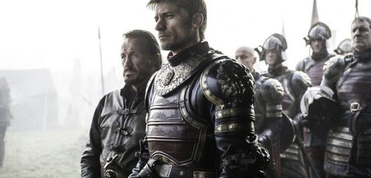 Bronn y Jaime Lannister en Aguasdulces | HBO