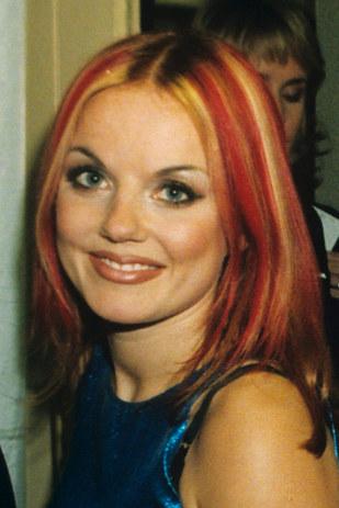 Geri Halliwell en 1996