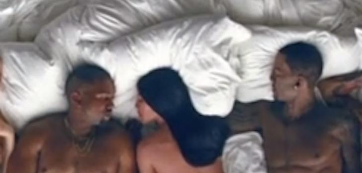 Kanye West Genera Revuelo Con Videoclip Que Desnuda A Taylor Swift