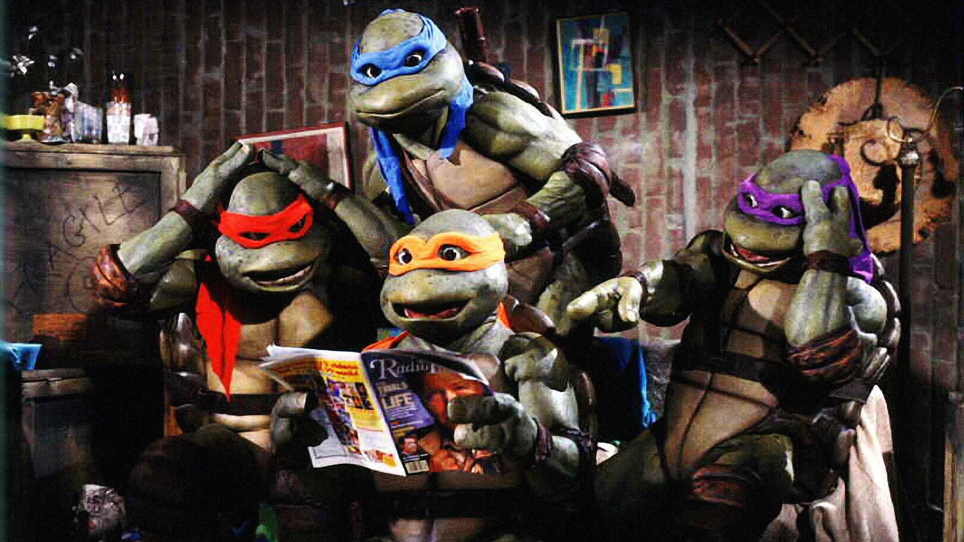 Teenage Mutant Ninja Turtles 1990