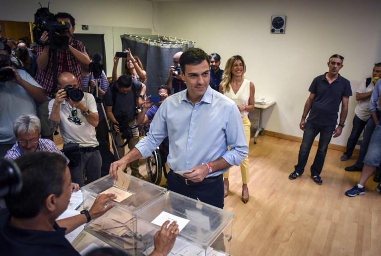 Pedro Sánchez | AFP