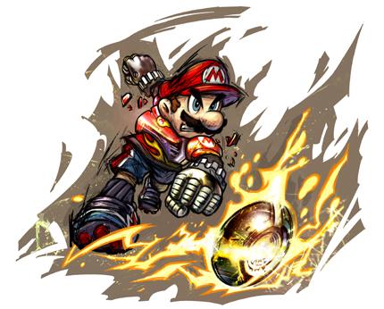 Mario Strikers: Charged | Nintendo