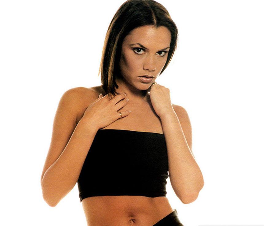 Victoria Beckham en 1996