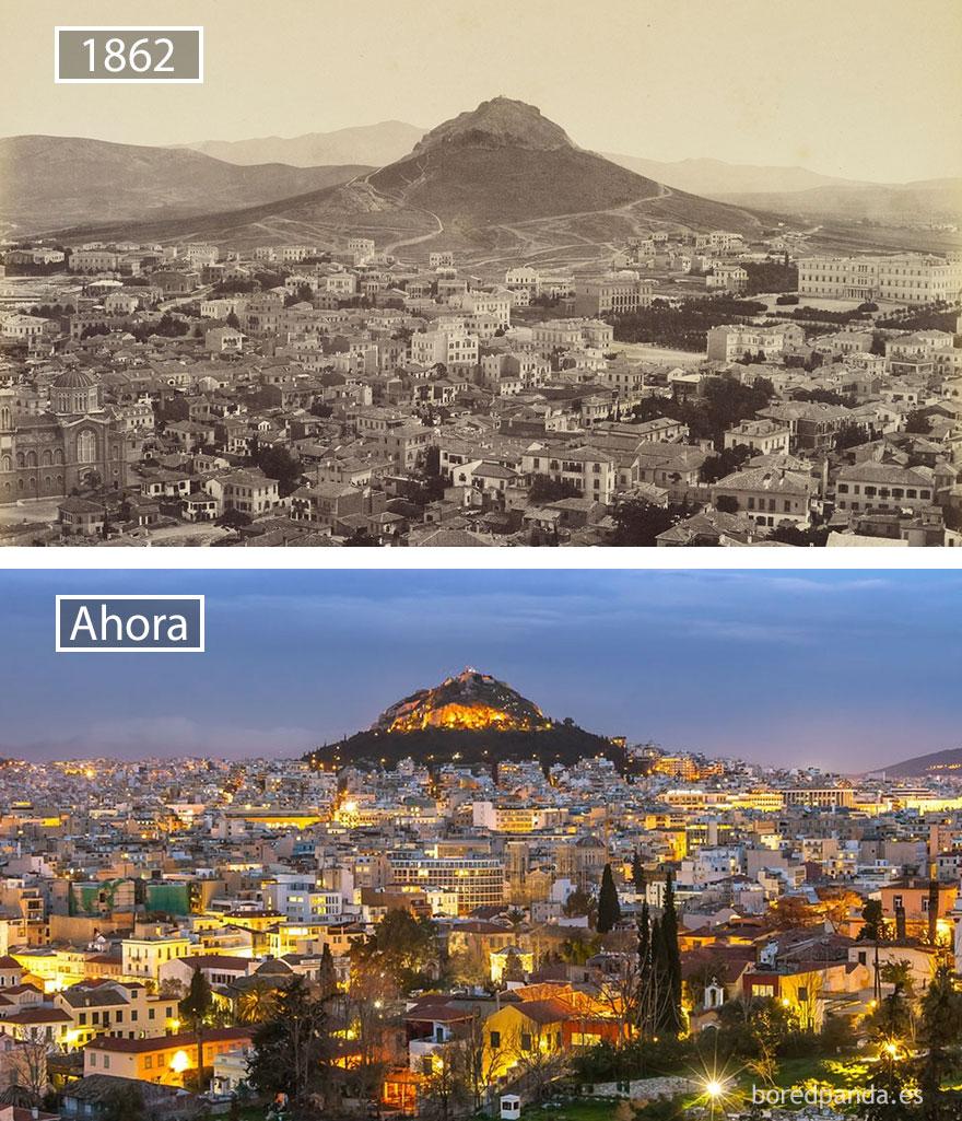 10. Atenas, Grecia