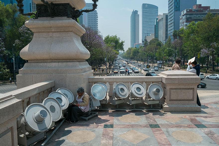 Ángel de la Independencia, Ciudad de México, México