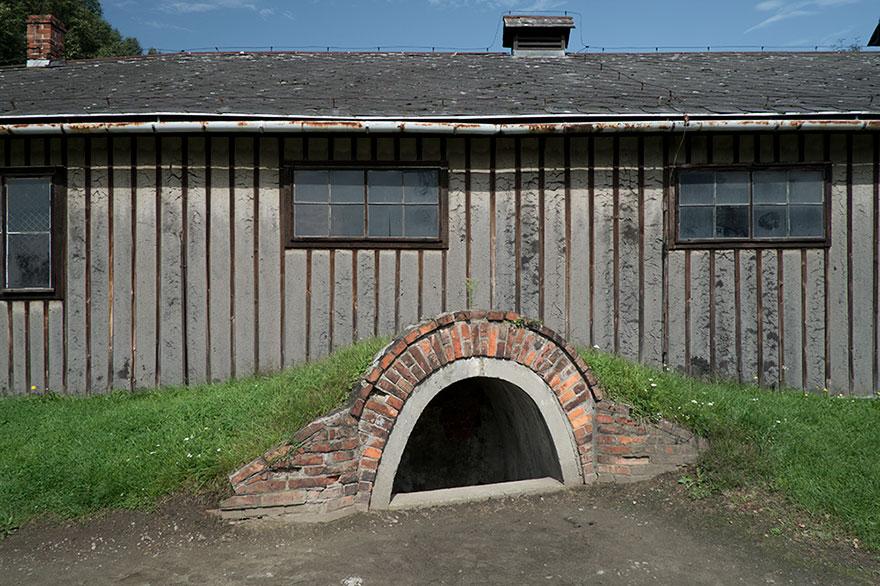 Puertas de Auschwitz, Oswiecim, Polonia