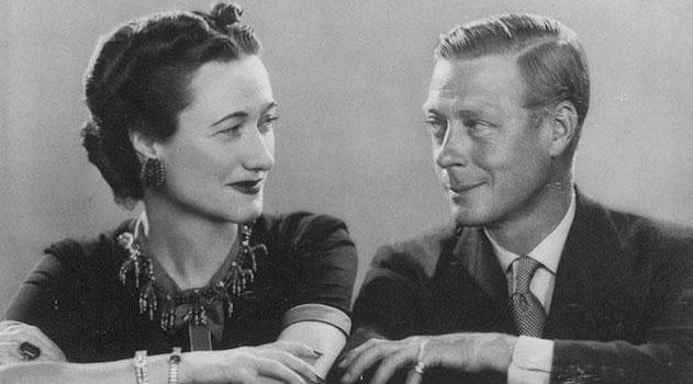 Resultado de imagen para eduardo y Wallis Simpson