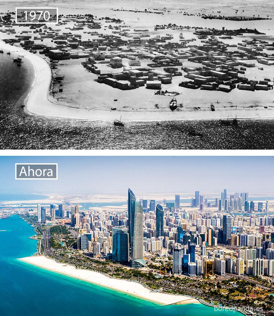 5. Abu Dhabi, Emiratos Árabes Unidos