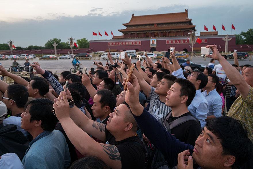 Mausoleo de Mao, Pekín, China