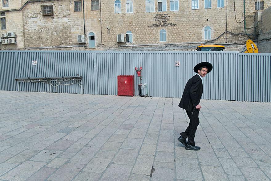 Muro de las lamentaciones, Jerusalén, Israel