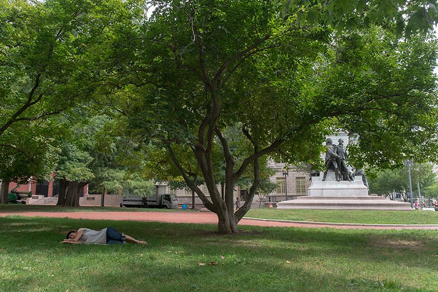 Casa Blanca, Washington DC, EEUU.