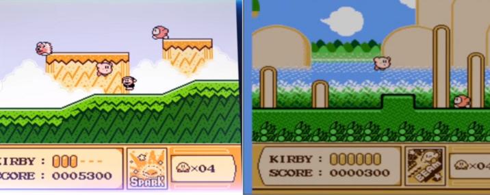 Capturas trailer Nes Mini (izquierda) y consola virtual de Wii U (derecha) | Ars Technica