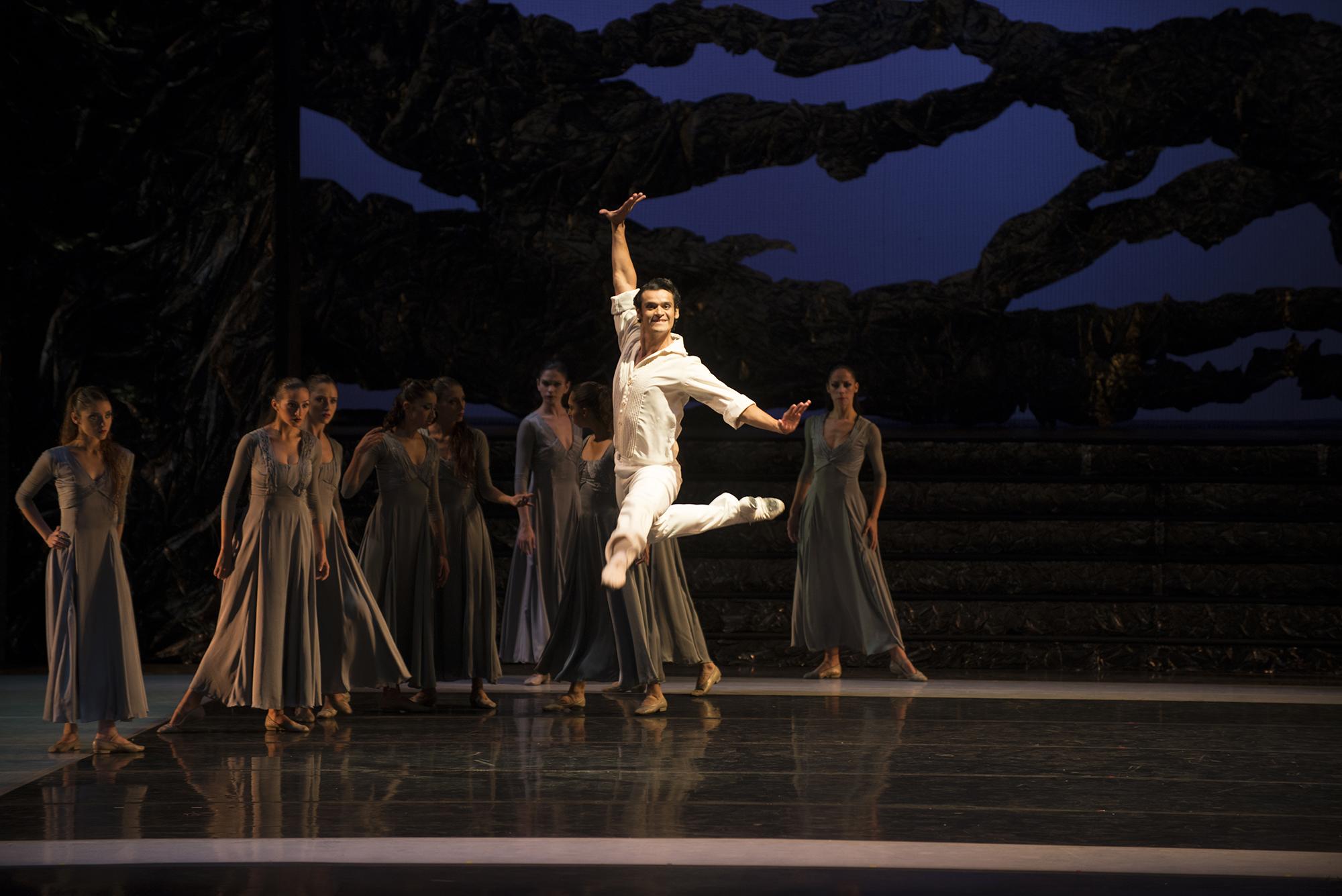 Lucas Alarcón | Ballet de Santiago