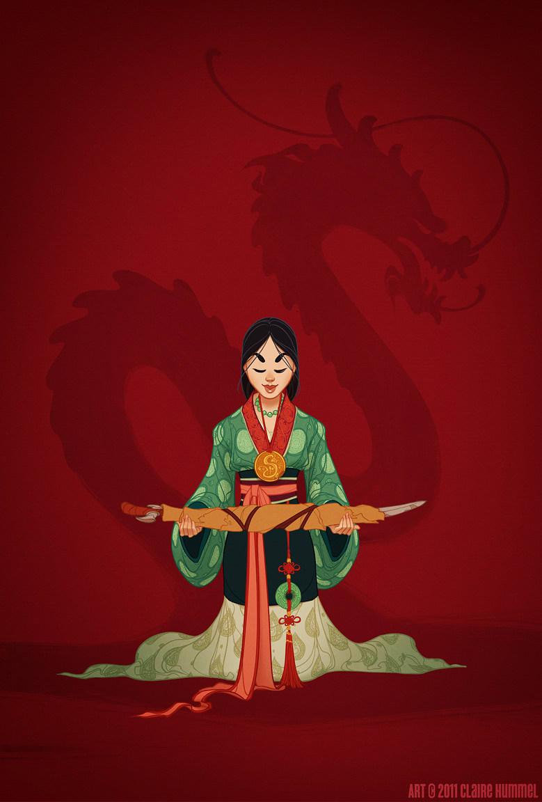 Mulan, Mulan