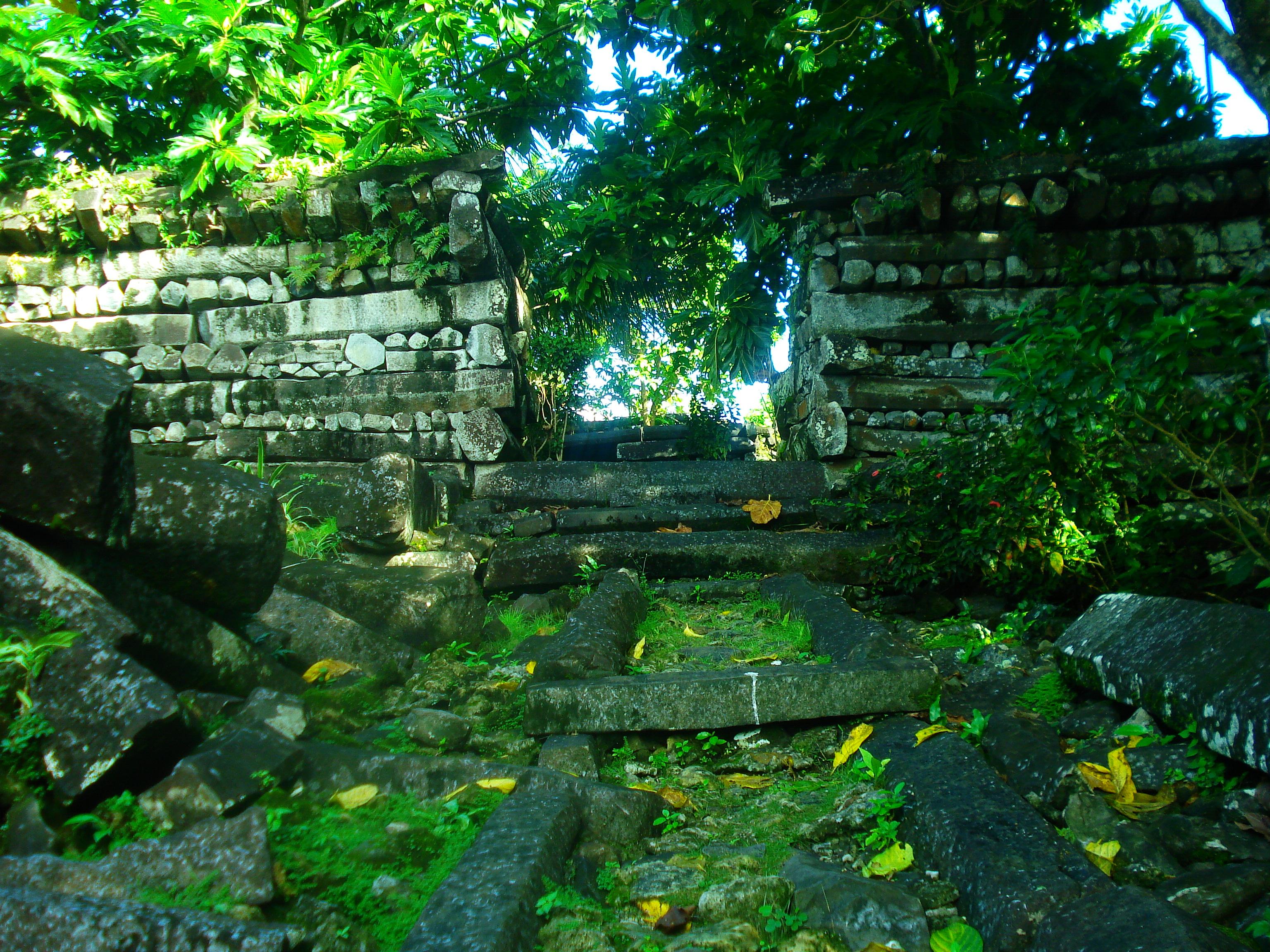 Nan Madol (Micronesia Oriental)| Tara Sturm | Flickr (CC)