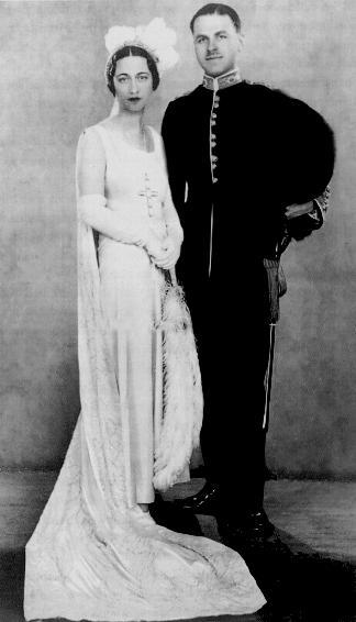 Wallis y Ernest Simpson