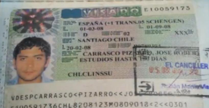 El pasaporte encontrado en la selva colombiana | Noticias RCN