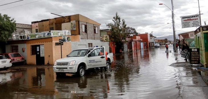 inundacion lluvia calama