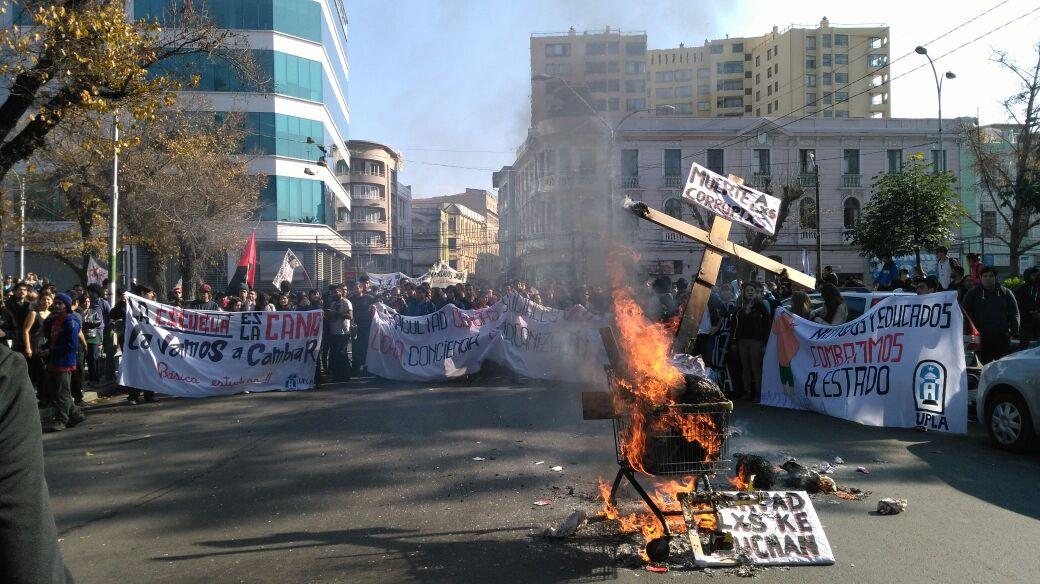 marcha Valparaíso estudiantes 8