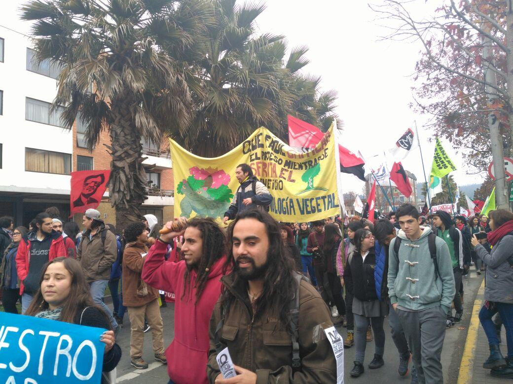 marcha estudiantes Concepción4