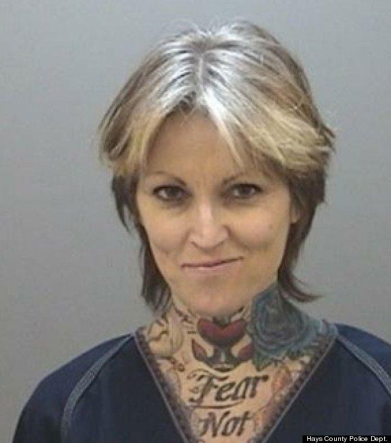 Janine en 2012 | Depto. Policía Condado de Hays