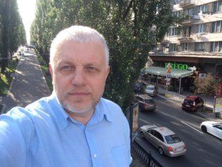 Pavel Sheremet (Twitter)