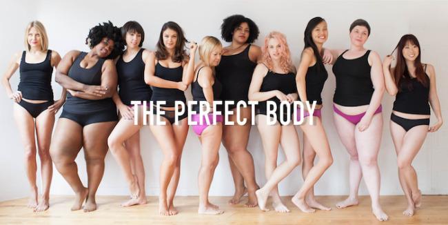 El cuerpo perfecto