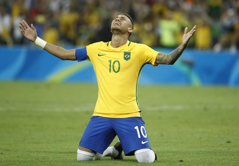 Neymar | Agence France-Press