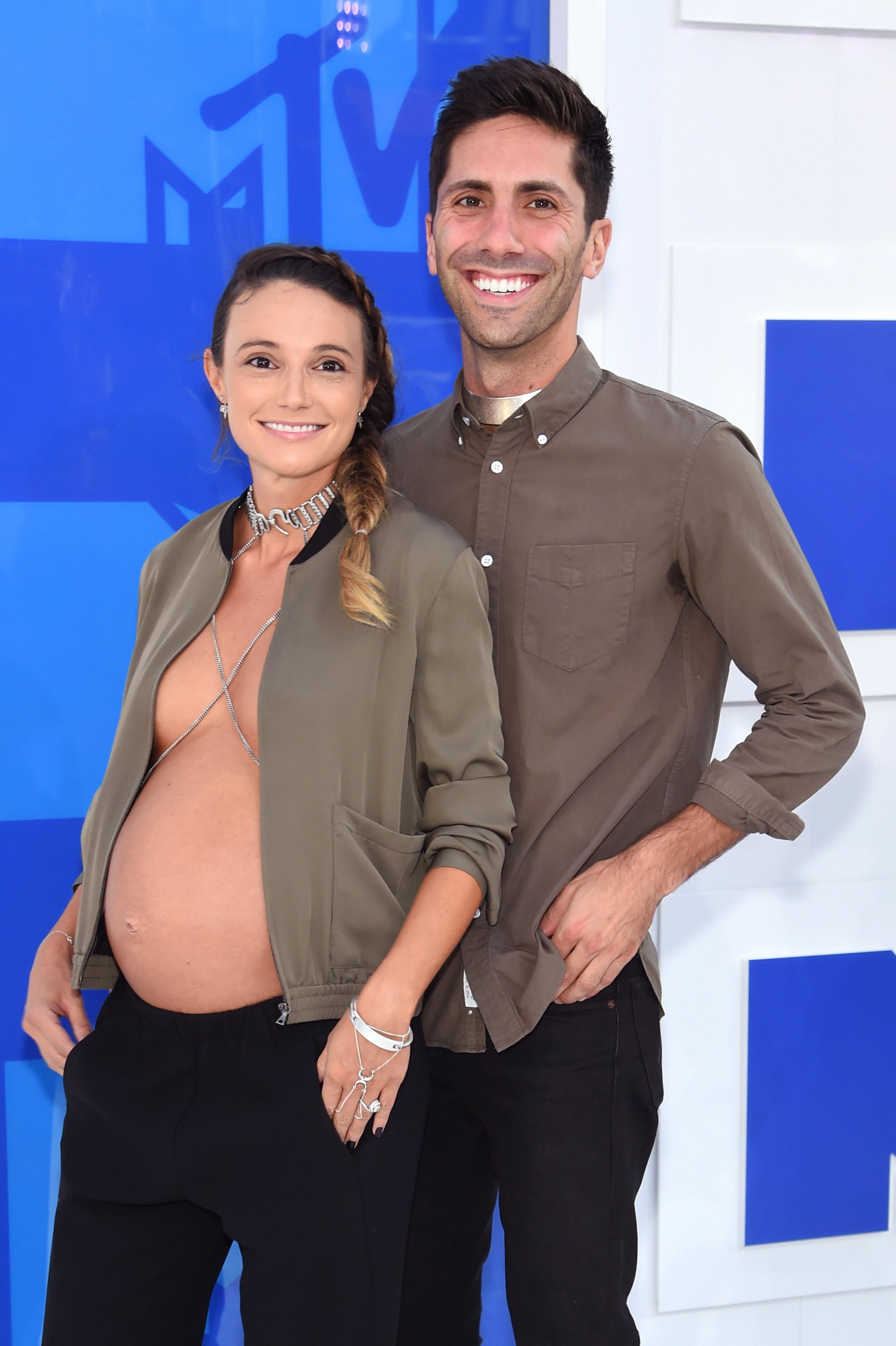 Laura Perlongo se roba todas las miradas en MTV VMA