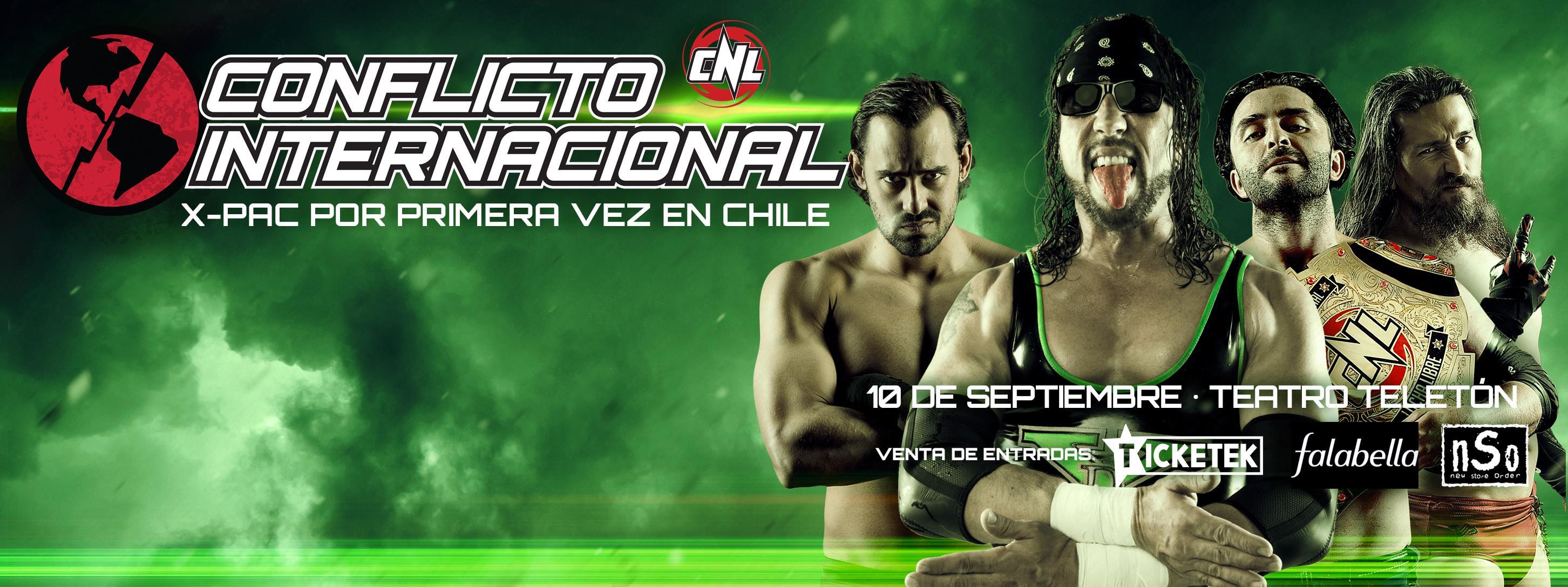 CNL Conflicto Internacional