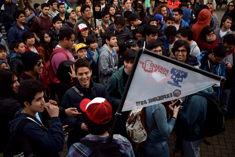Actividad Pokémon GO en Concepción