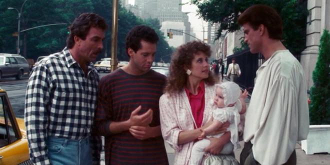 Tres hombres y un bebé (1987)