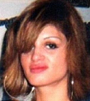 Shannan Gilbert, la mujer de 26 años