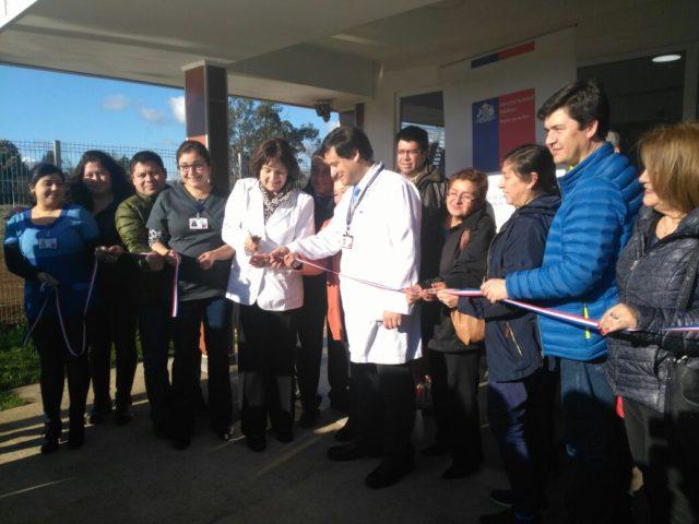 Inauguración Cecof | Carlos López
