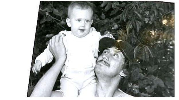 Jeni y su padre