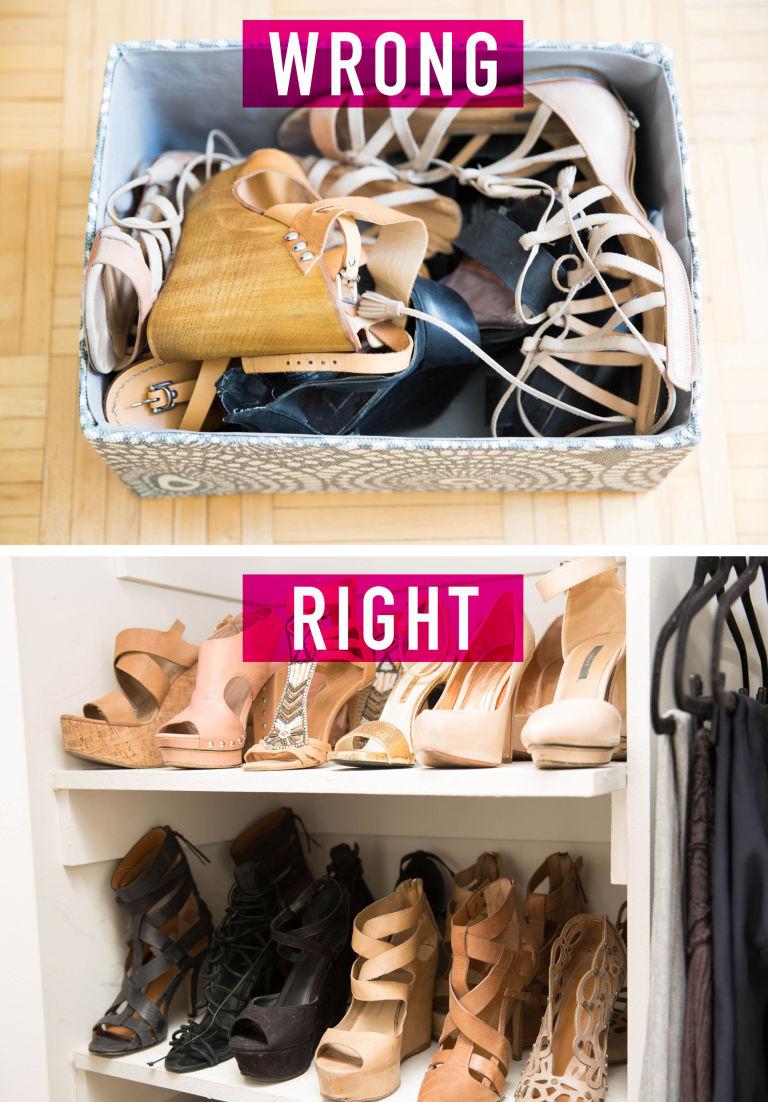 Cosas diarias que arruinan tu ropa