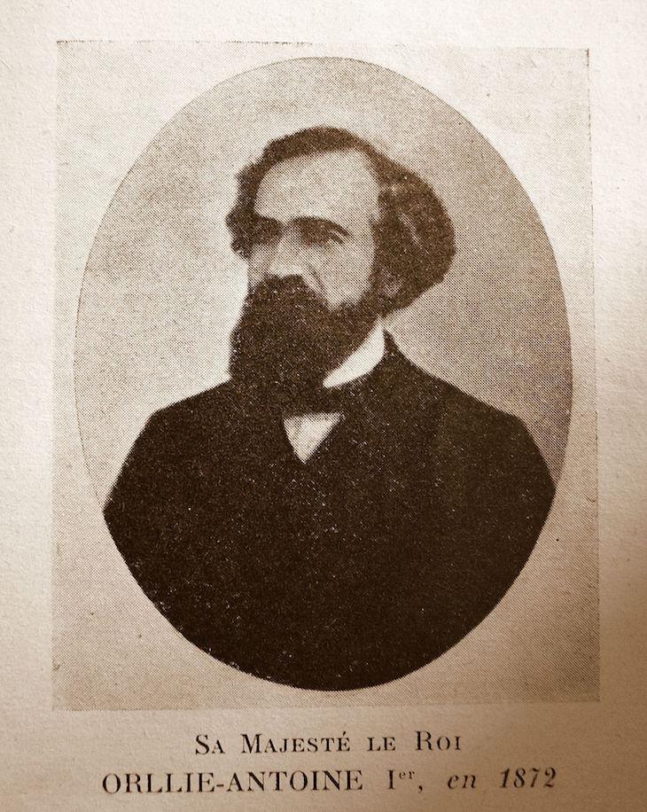 Antoine de Tounens (1872)